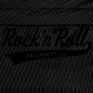 Rock 'n' Roll will never die T-Shirts - Kids' Backpack