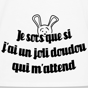 Doudou Lapin Tee shirts - T-shirt manches longues Premium Homme