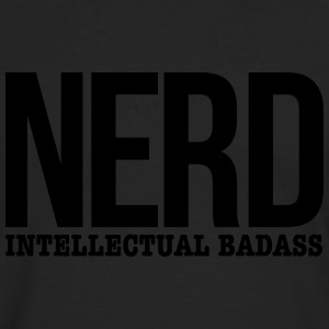 nerd Tee shirts - T-shirt manches longues Premium Homme