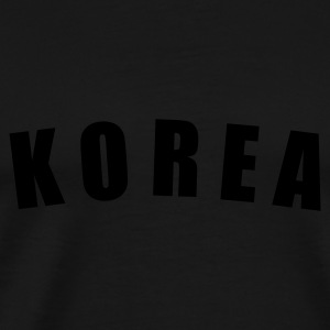 Korea, cairaart.com Hoodies - Men's Premium T-Shirt