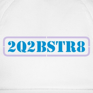 too cute to be straight - 2 colors - Baseball Cap