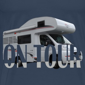 on Tour Tops - Mannen Premium T-shirt