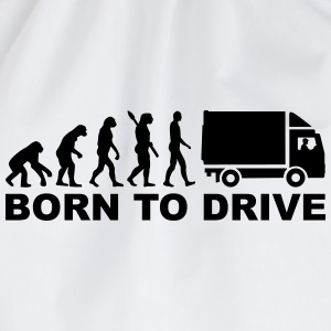 Evolution LKW T-Shirts - Turnbeutel