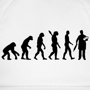 Evolution Bäcker T-Shirts - Baseballkappe