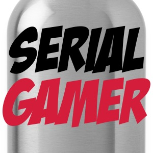 Serial Gamer T-shirts - Drinkfles