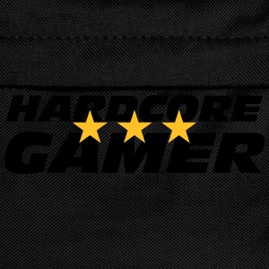 Hardcore Gamer T-skjorter - Ryggsekk for barn