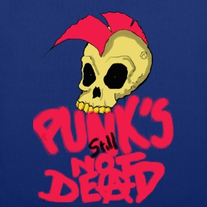 punk s not dead Tee shirts - Tote Bag