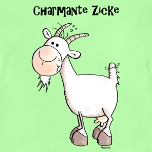 Charmantes Zicklein - Ziege T-Shirts - Baby T-Shirt