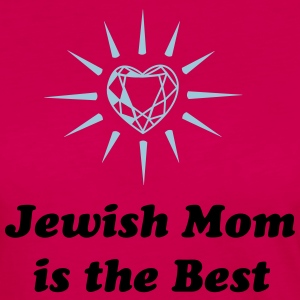 Jewish Mom is the Best - Frauen Premium Langarmshirt