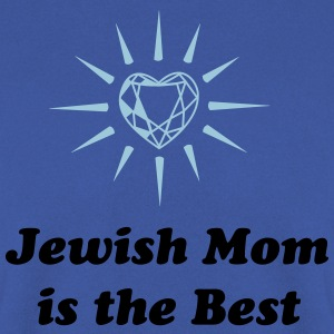 Jewish Mom is the Best - Männer Pullover