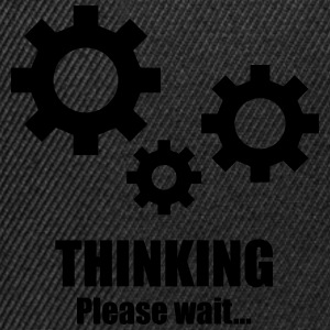 Thinking... please wait Tee shirts - Casquette snapback