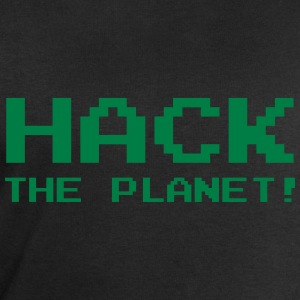 Hack the Planet ! T-Shirts - Men's Sweatshirt by Stanley & Stella