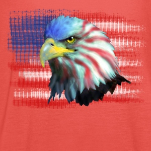 eagle USA T-shirts - Dame tanktop fra Bella