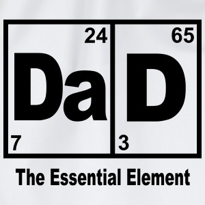 DAD-THE ESSENTIAL ELEMENT T-Shirts - Drawstring Bag