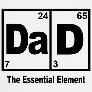 DAD-THE ESSENTIAL ELEMENT T-Shirts - Cooking Apron