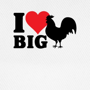 I LOVE BIG COCK T-Shirts - Baseball Cap