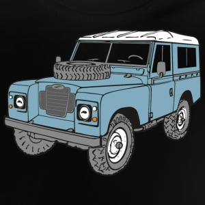 Land Rover Landie 4x4 Off Road Series 3 88 Shirts - Baby T-shirt