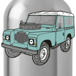 Land Rover 4 x 4 Land Rover Series3 88 Shirts - Water Bottle