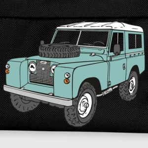 Land 4x4 Off-Road Serie 2 88  Tee shirts - Sac à dos Enfant
