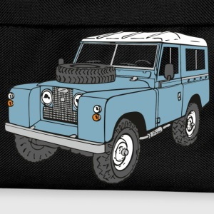 Landy Land Rover Series2a 4x4 Off-Road Tee shirts - Sac à dos Enfant