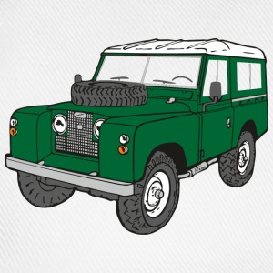 Landy Land Rover Defender Series Jeep Shirts - Baseball Cap