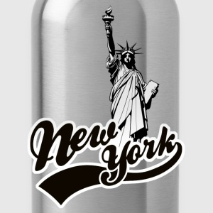 new york usa Tee shirts - Gourde