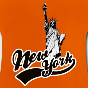 new york usa Tee shirts - T-shirt Bébé