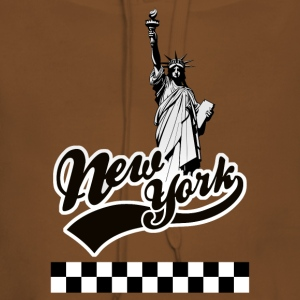 new york usa 02 Shirts - Women's Premium Hoodie