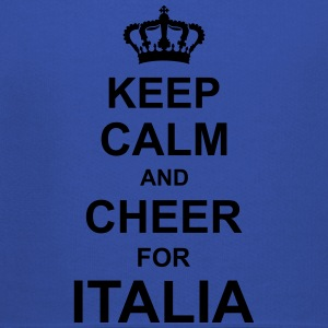 keep_calm_and_cheer_for_italia_g1 T-Shirts - Kinder Premium Hoodie