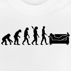 Evolution arbeitslos T-Shirts - Baby T-Shirt