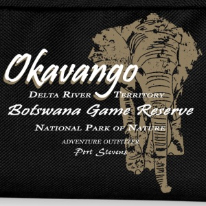 Okavango Elefant T-Shirts - Kids' Backpack
