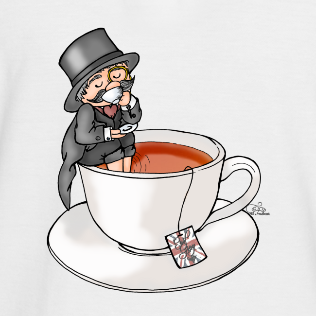 Teatime like a Sir mit Earl Grey