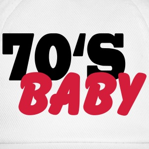 70's baby Tee shirts - Casquette classique