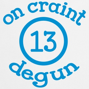On craint degun Sweats - Tablier de cuisine