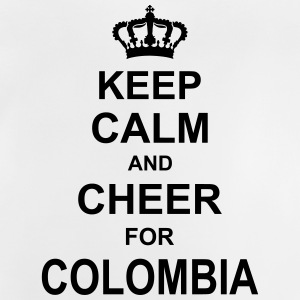 keep_calm_and_cheer_for_colombia_g1 Shirts - Baby T-Shirt