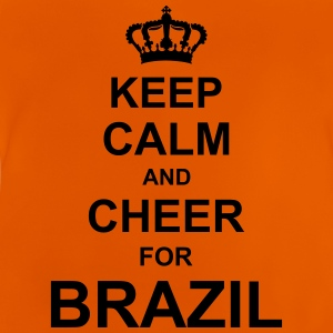 keep_calm_and_cheer_for_brazil_g1 Shirts - Baby T-Shirt