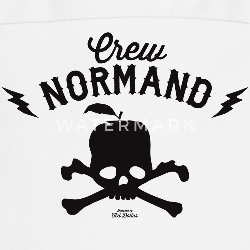 Tablier Crew Normand - Tablier de cuisine