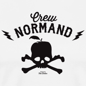 Tablier Crew Normand - T-shirt Premium Homme