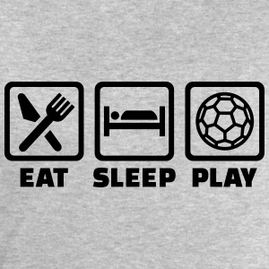 Eat sleep Handball T-Shirts - Männer Sweatshirt von Stanley & Stella