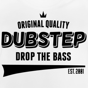 Original Dubstep - Drop The Bass T-shirts - Baby-T-shirt