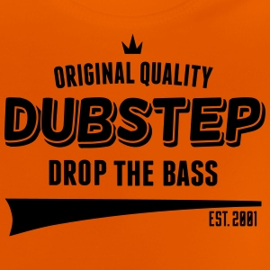 Original Dubstep - Drop The Bass Skjorter - Baby-T-skjorte