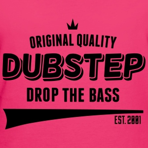 Original Dubstep - Drop The Bass Väskor & ryggsäckar - Ekologisk T-shirt dam