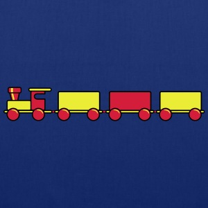 Toy train child baby T-Shirts - Tote Bag