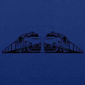 Freight train railway T-Shirts - Tote Bag
