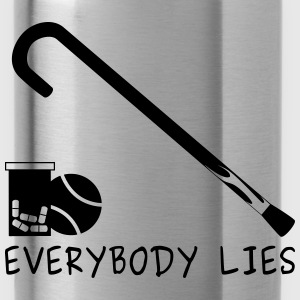 Everybody lies Tee shirts - Gourde