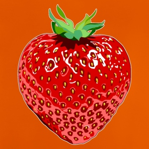 Sol-gul Erdbeere Strawberry T-shirts - Baby T-shirt