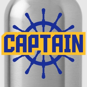 Capitaine volant logo Tee shirts - Gourde