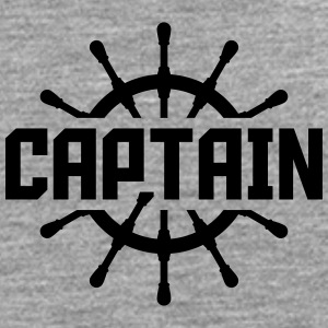 Capitaine volant logo Tee shirts - T-shirt manches longues Premium Homme