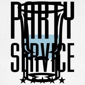 Partyservice /  Party service  (a, 1c) T-Shirts - Baseball Cap