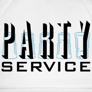 Partyservice /  Party service (1c) T-Shirts - Baseball Cap